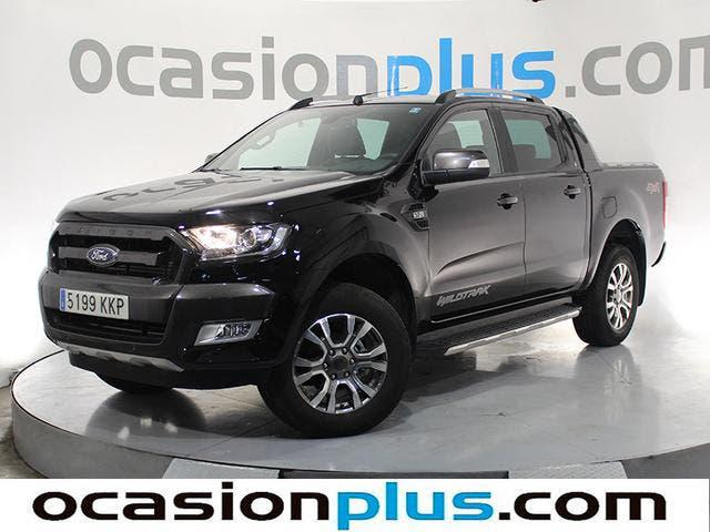 Ford ranger 3.2 tdci doble cabina wildtrak 4x4 at 147 kw
