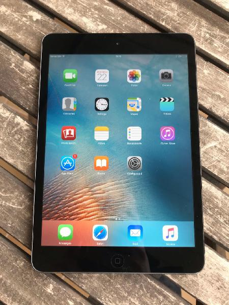 Ipad mini 16gb wifi + celular cl negro