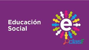 Clases en educacion social , ayudo con los trabajos y prácticas profesionales y el programa spss