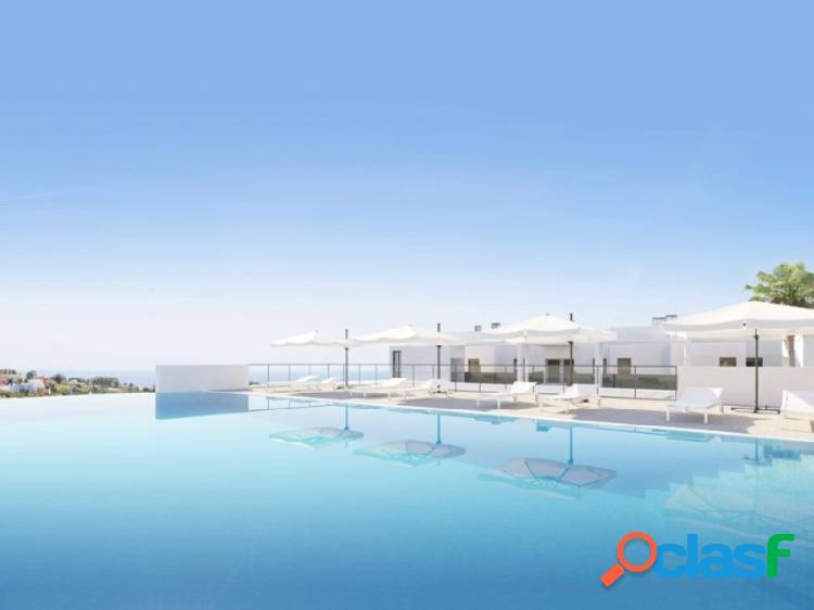 Completado con lpo! el amanecer y los atardeceres serán realmente sorprendentes en su nuevo apartamento con amplios apartamentos en la planta baja con jardines, apartamentos en el piso medio