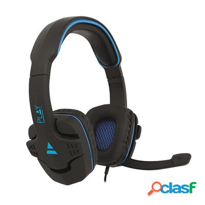 Ewent Pl3320 Gaming Headset with Mic for Pc and Co, original de la marca Ewent