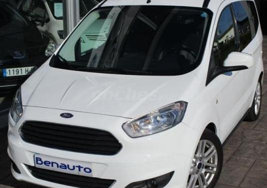 Ford tourneo courier 1.5 tdci 74kw 100cv sport 5p.