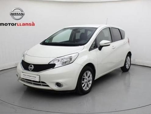 Nissan note 5p. 1.5dci summer edition 5p.