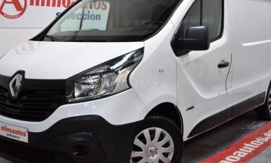 Renault trafic piso cabina 29 l2 energy dci 120 tt