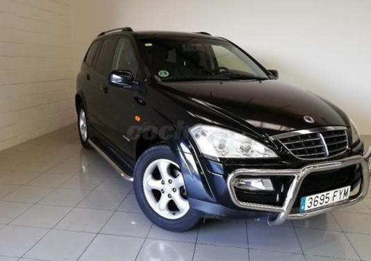 Ssangyong kyron 200xdi limited 5p.
