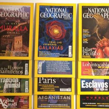 National geographic - revista - año 2003