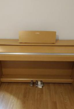 Piano digital de pared yamaha arius ydp-142