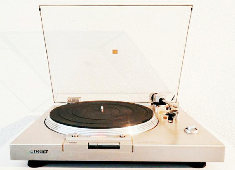 Tocadiscos sony ps-t20 direct drive