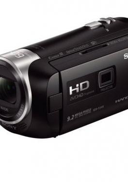 Video y foto con proyector sony