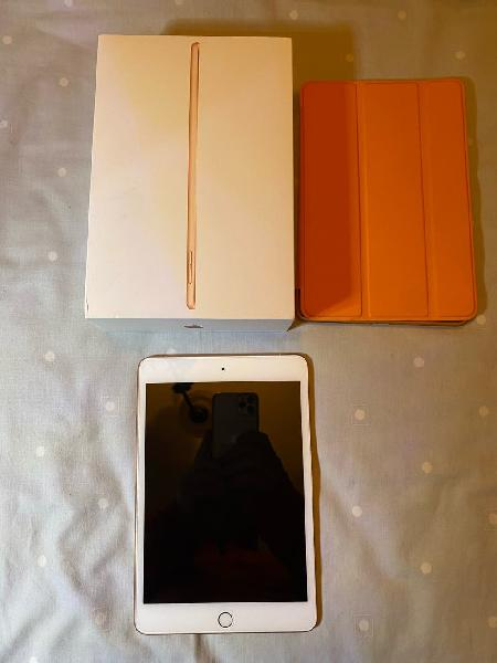 Ipad mini 5 wifi + 4g 64gb gold