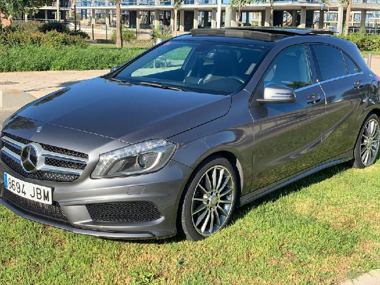 Mercedes-benz clase a 2014 amg line