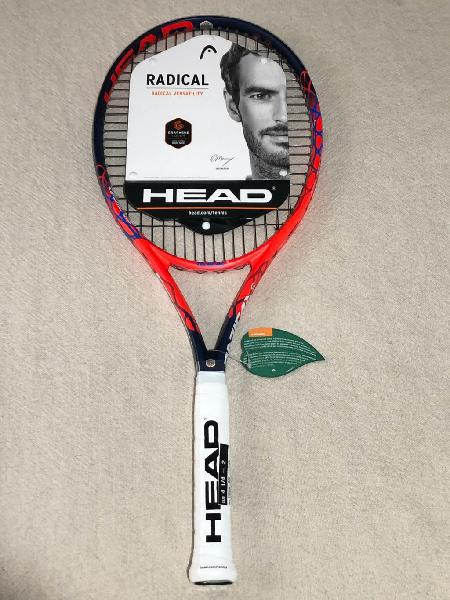 RAQUETA TENIS HEAD RADICAL MP GRIP 2 Y 3(SIN USO)