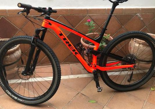 Bicicleta trek top fuel 9.9 sl (2019 proyect one