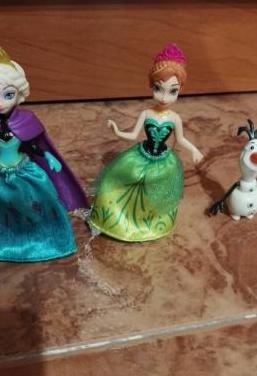 Pack mini muñecos frozen
