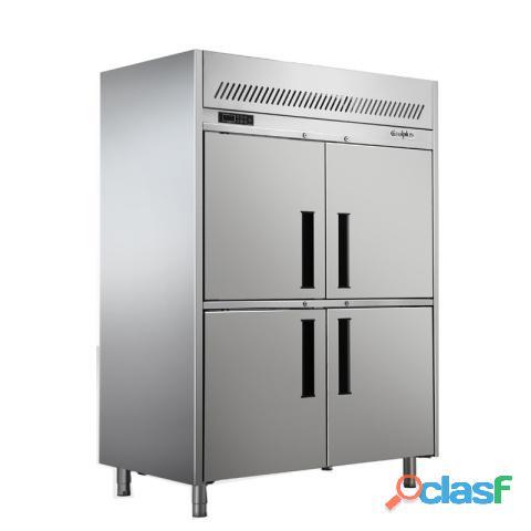 Armario refrigerado estático gastronom 4 puertas