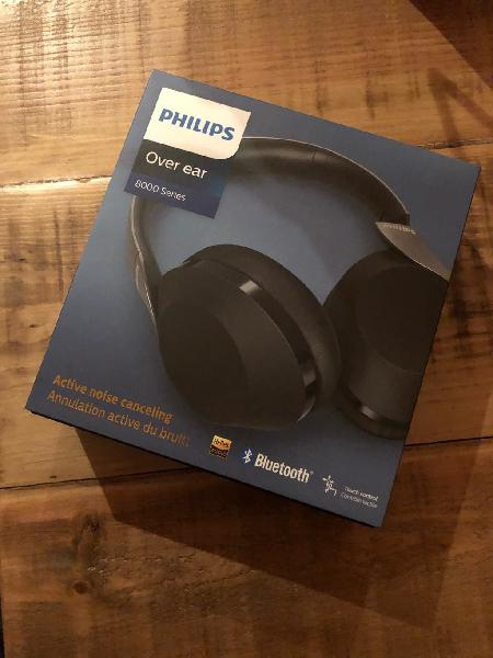 Auriculares philips bluetooth