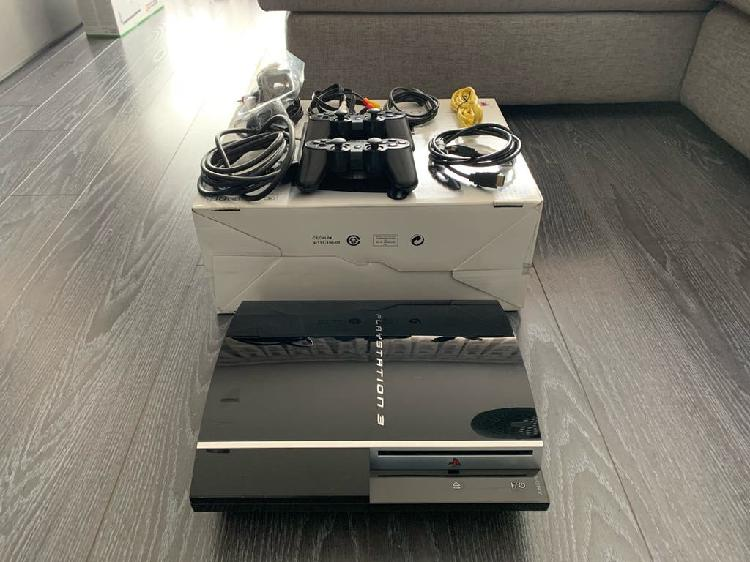 Play station 3 80gb fat