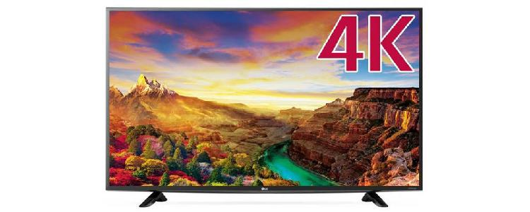 Televisión lg 49¨ 4k ultra hd / smart tv / wifi