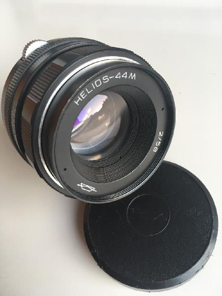 Helios 44m 58mm f2 en perfecto estado