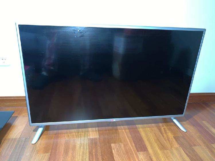 Lg smart tv hd 42' full hd en perfecto estado!