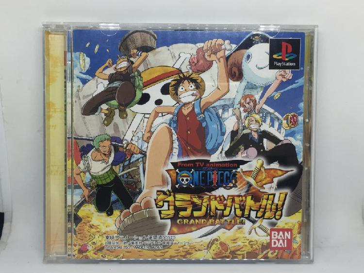 One piece grand battle ps1 playstation psx