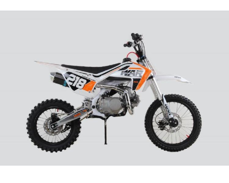 Pitbike pgr 125cc