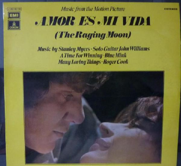 Amor es mi vida (the raging moon) // stanley myers // john