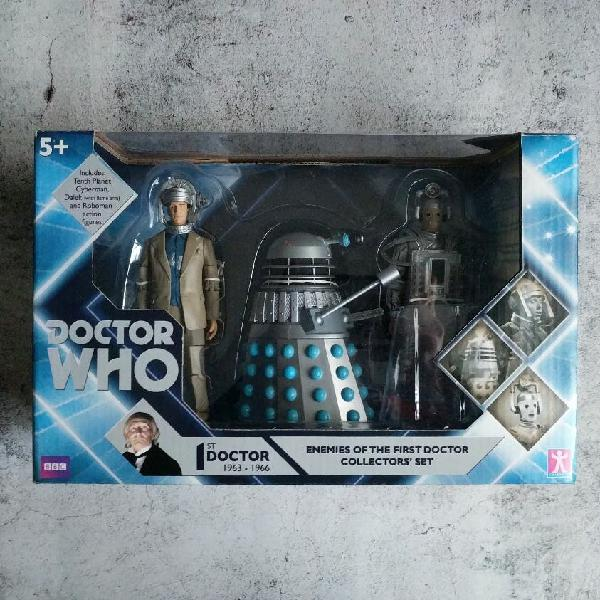 Co doctor who enemies of the 1st doctor set nuevo