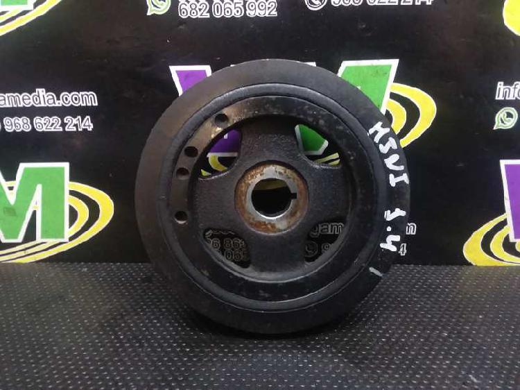 Polea cigueñal bmw mini one d (r50,r53)