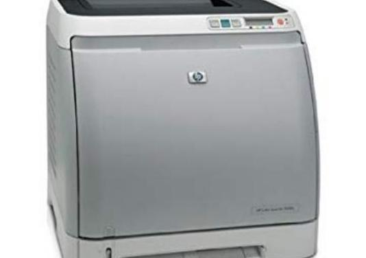 Impresora hp laserjet 2600n color