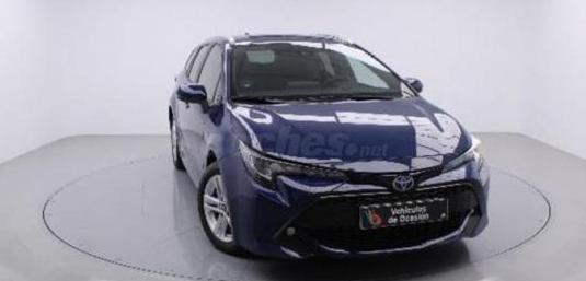Toyota corolla 1.8 125h active ecvt touring sport