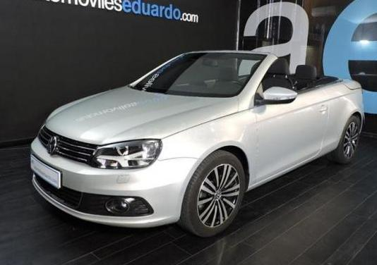 Volkswagen eos 2.0 tdi 140cv excellence bluemotion