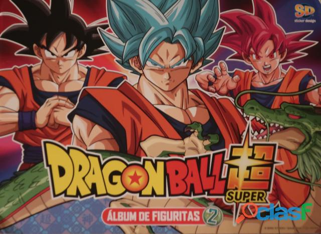 Album dragon ball super 2