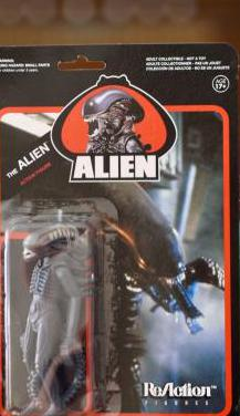 Alien Figura Alien ReAction SERIE 1