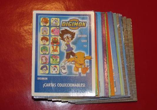 Cartas digimon