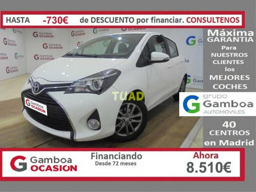 Toyota yaris 1.3 active 5p pack look