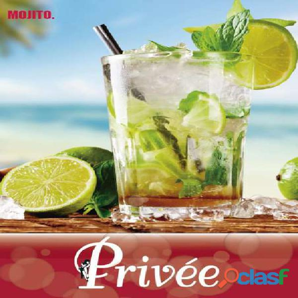 DISFRUTA DE TU MOJITO EN PRIVEE SALOU SHOWGIRLS BROTHEL STRIP CLUB POLE DANCE