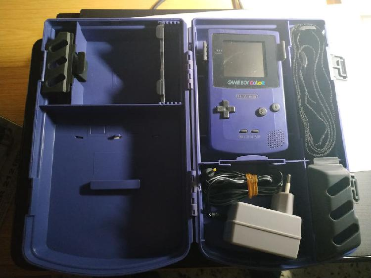 Game boy pocket y my organizer