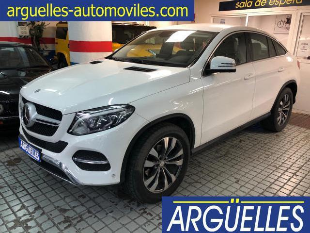 Mercedes gle 350 d coupe 4matic '17