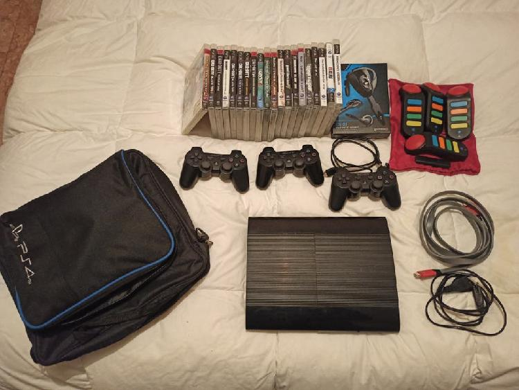 Play Station 3 Super Slim 500 GB