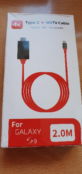Cable usb tipo c a hdmi