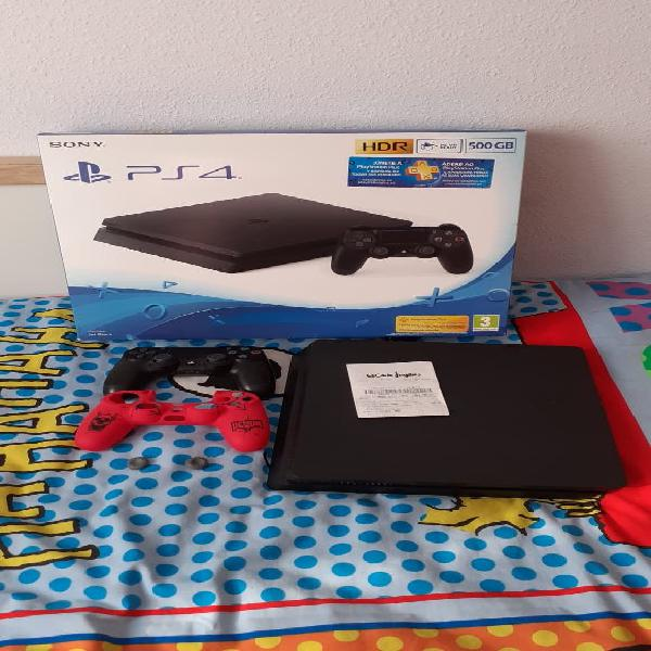 Ps4 play station 4 500gb