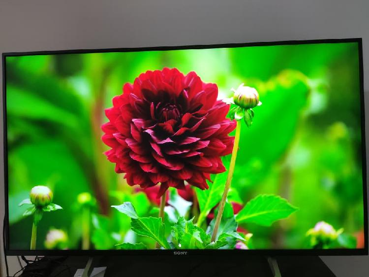 Tv sony 49 hdr 4k + factura
