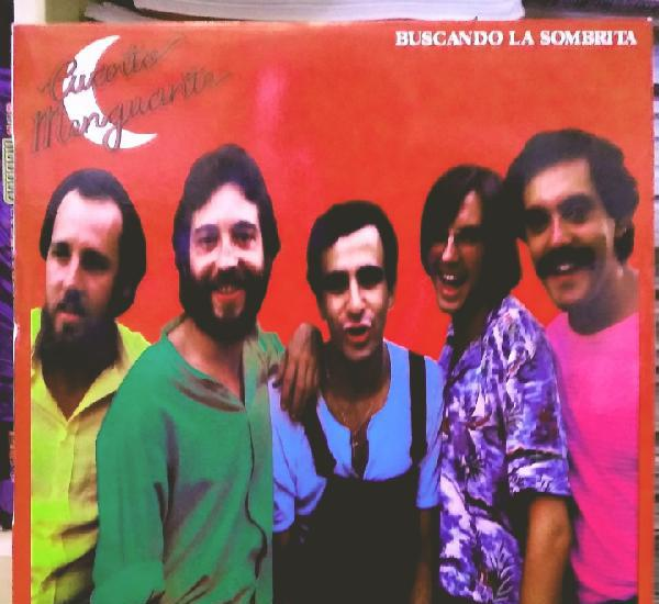 Cuarto menguante - buscando la sombrita lp movieplay 1981