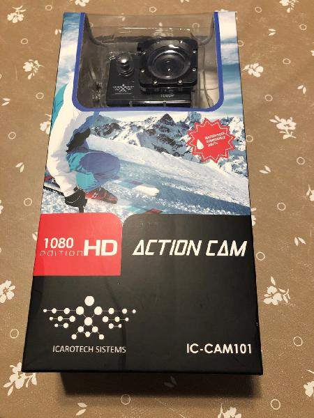 Action cam, tipo go pro