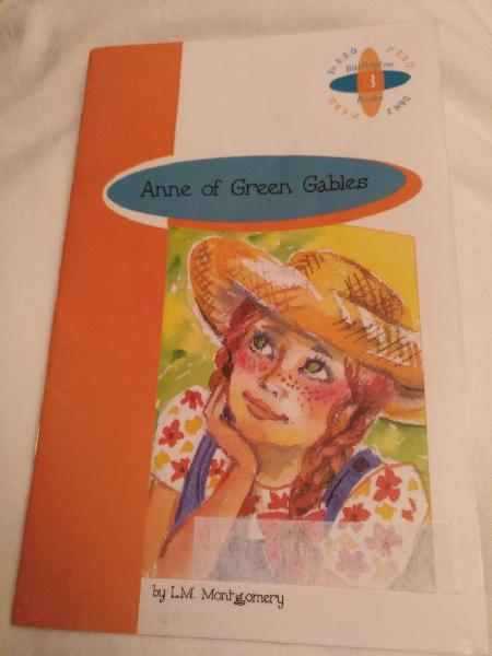 Anne of green gables. burlington books