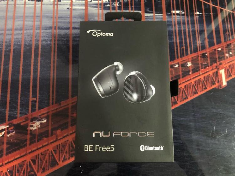 Auriculares inalámbricos optoma be free5