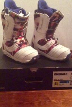 Botas snow board burton womens
