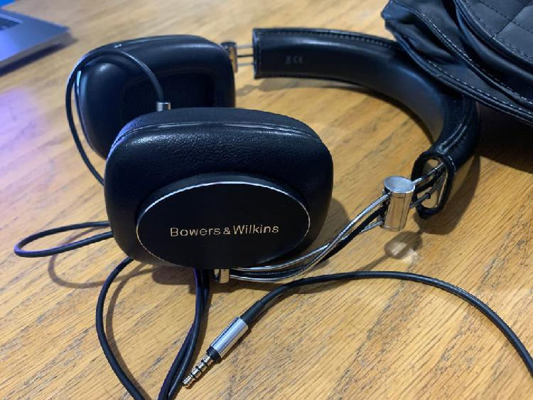 Bowers & wilkins p7,auriculares gama alta de cable