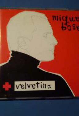 Compac disk miguel bose velvetina